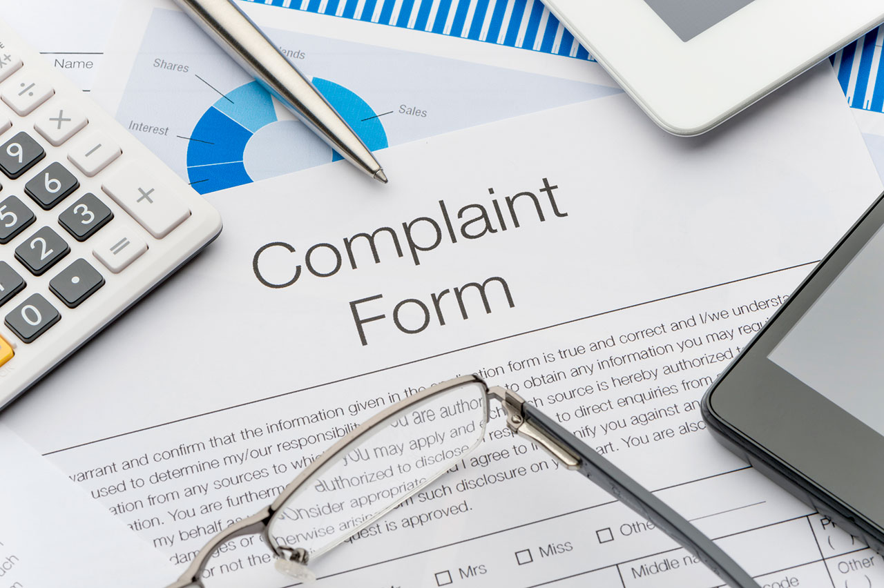 File A Complaint Department Of Financial Services